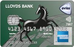 Avios Rewards Credit Card (Amex)