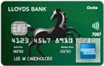 Choice Rewards Credit Card (Amex) Ex/C