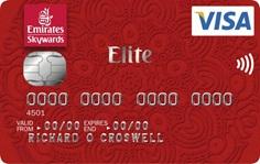 Skywards Elite Credit Card (Visa)