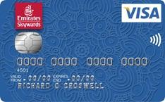 Skywards Credit Card (Visa)