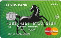 Choice Rewards Credit Card (MCard)
