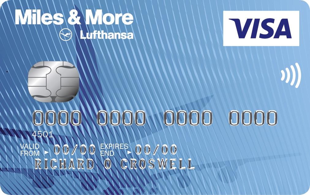 Credit Card (Visa)