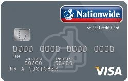 Nationwide | Select Credit Card