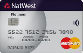 NatWest | Clear Rate platinum credit card