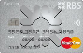 RBS | Clear Rate Platinum credit card