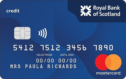 royal bank of scotland 0 interest credit card