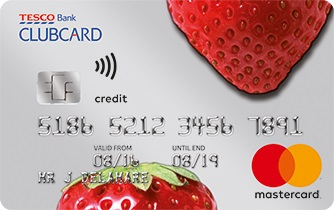 Clubcard Credit Card with Low APR