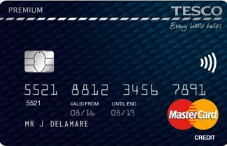 Premium Clubcard Credit Card