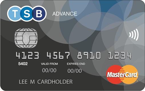 Advance Credit Card