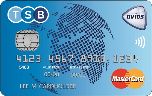 TSB Avios Credit Card (MCard)