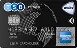 Premier Avios Credit Card Ex/C (Amex)