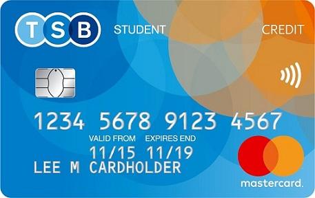 Student Credit Card (Cashback) Ex/C