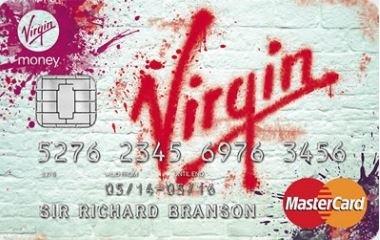 Virgin Balance Transfer Credit Card (40 Mths)